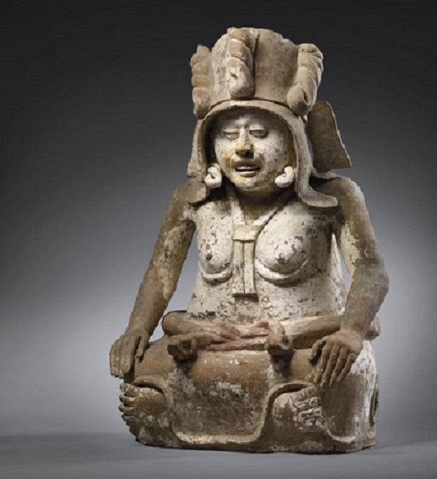 arte prehispánico mexico