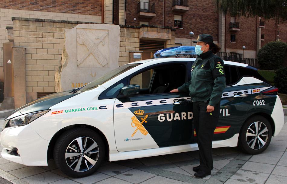 Guardia civil coches
