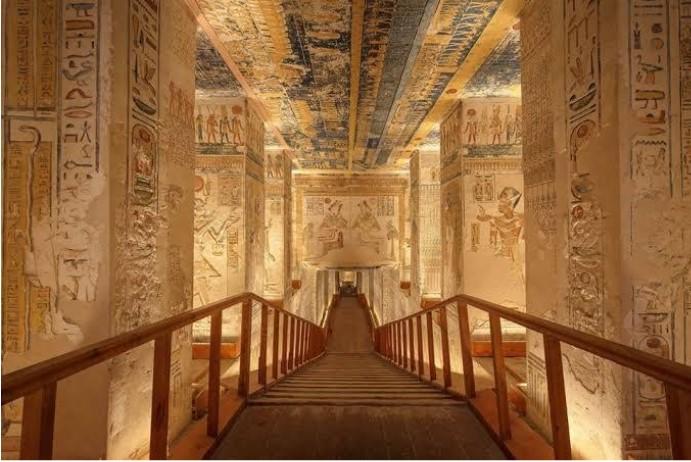 Los Monumentos de Alto Egipto